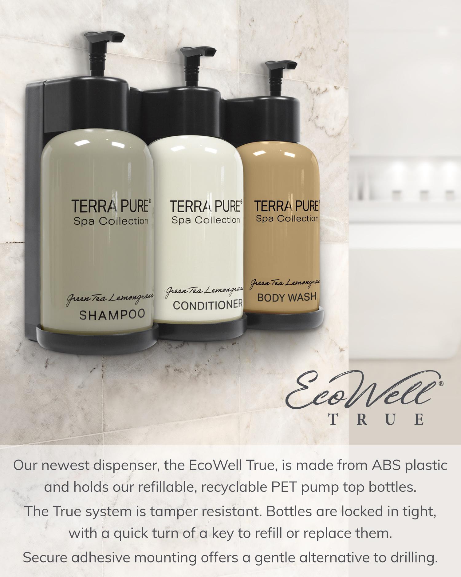 EcoWell True Dispenser (Black)