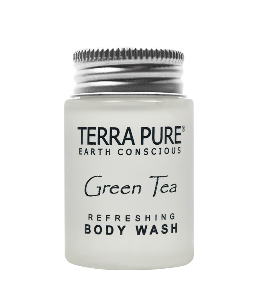 Terra Pure Green Tea Body Wash (1oz)