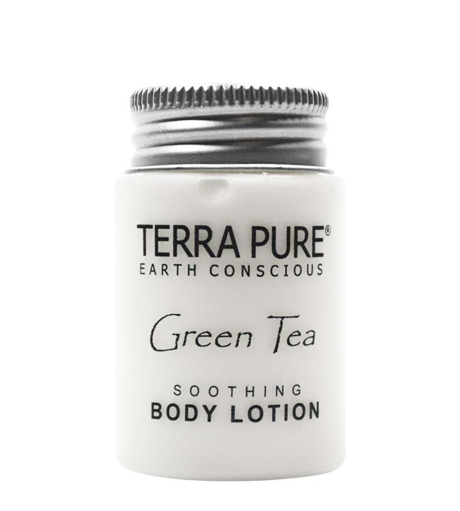 Terra Pure Green Tea Body Lotion (1oz)
