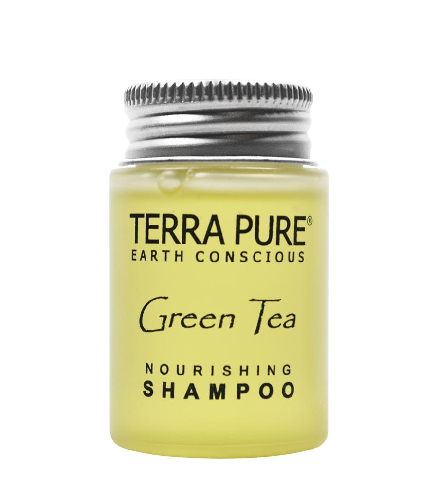 Terra Pure Green Tea Shampoo (1oz)