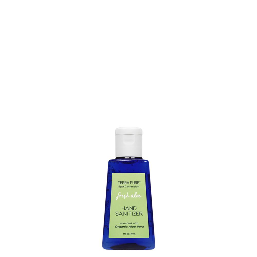 Terra Pure Spa Collection Fresh Aloe Hand Sanitizer (30ml)
