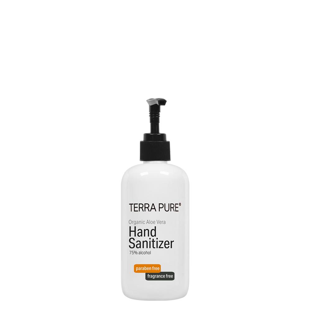 Terra Pure Organic Aloe Vera Hand Sanitizer (300ml)