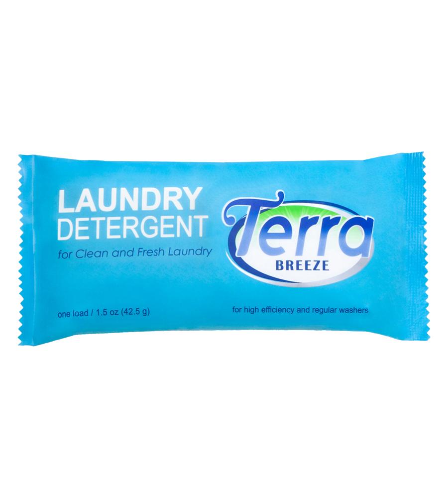 Terra Breeze Laundry Detergent Package (1.5oz)