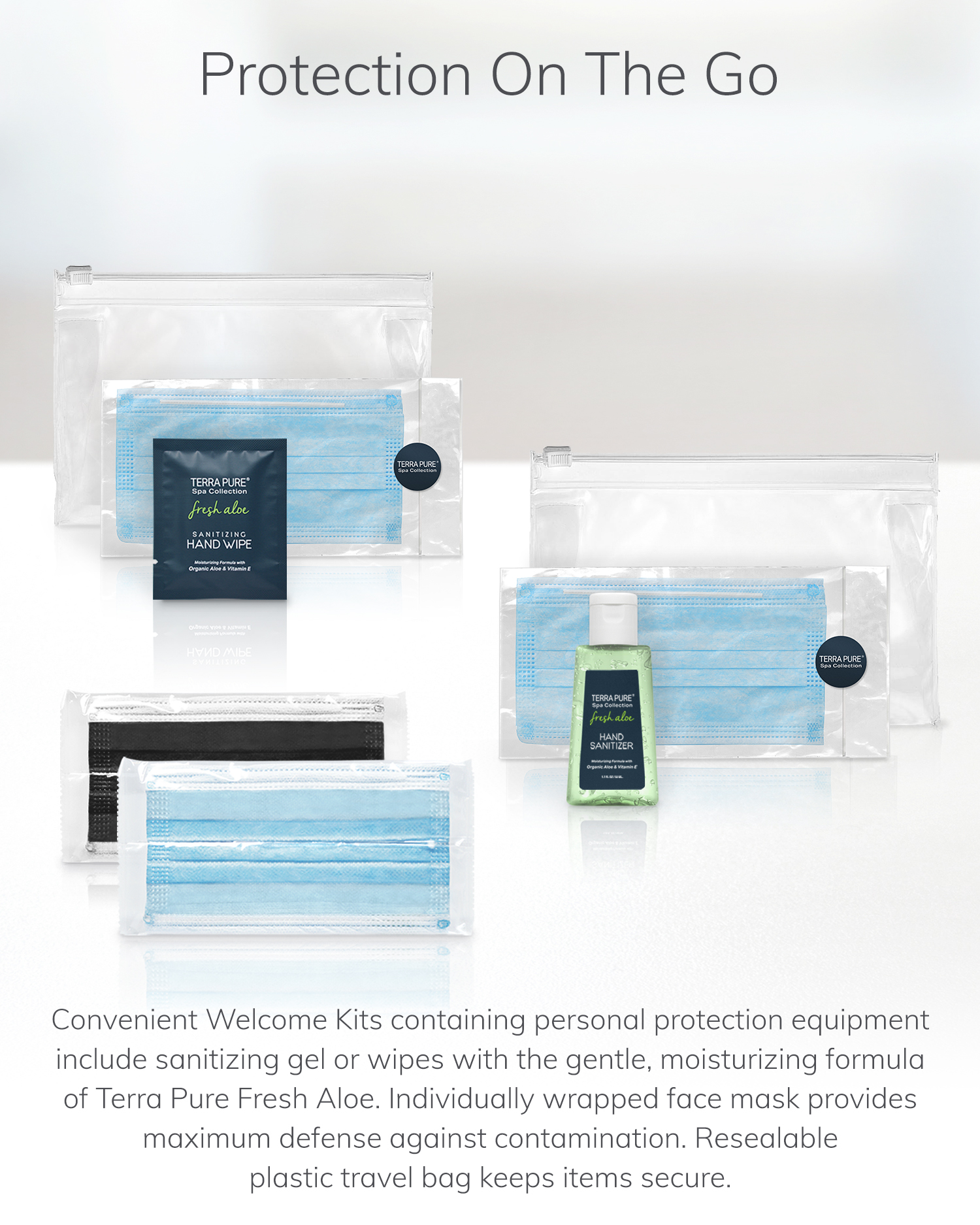 PPE Welcome Kits