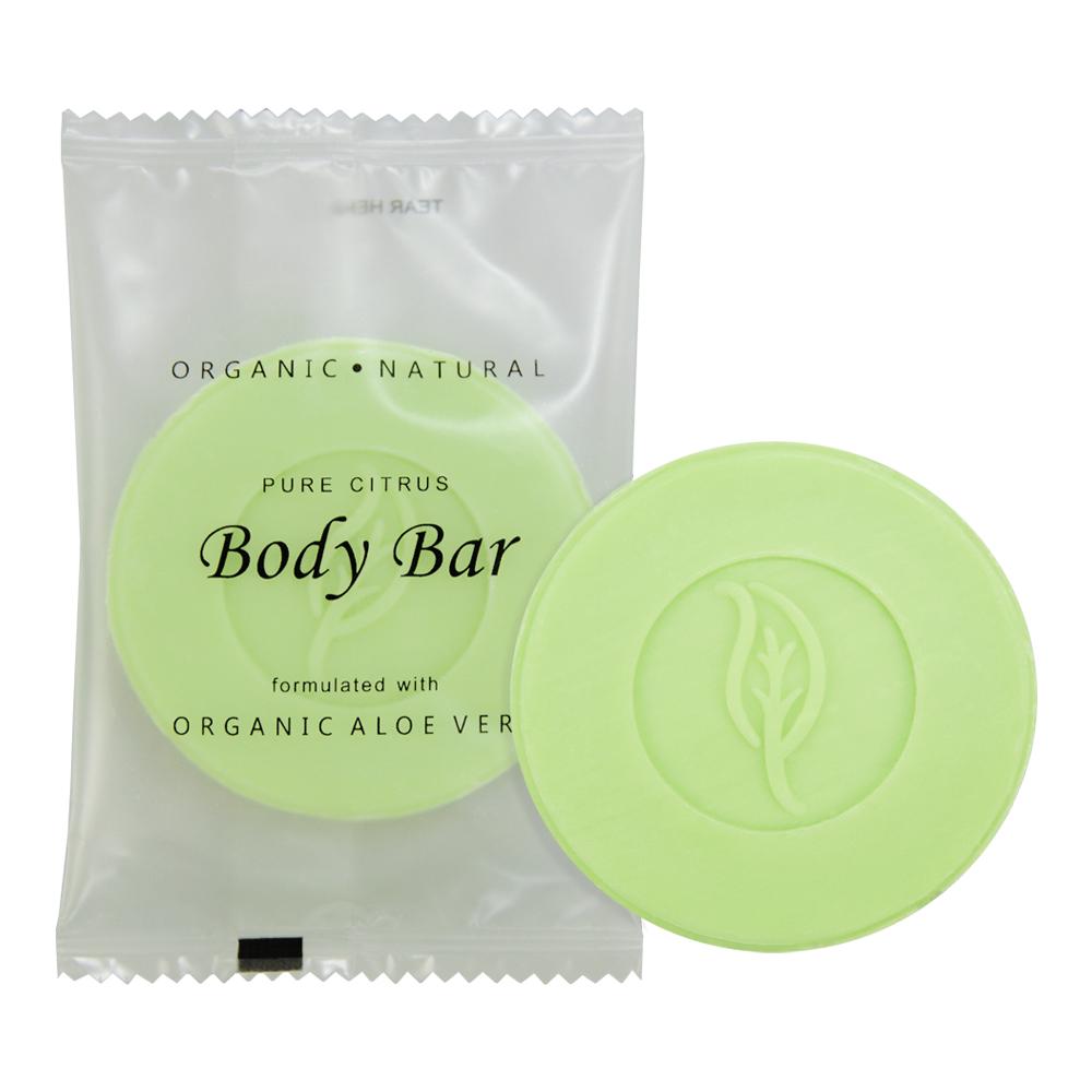Pure Citrus Body Bar - 25g Sachet (Front and Contents)