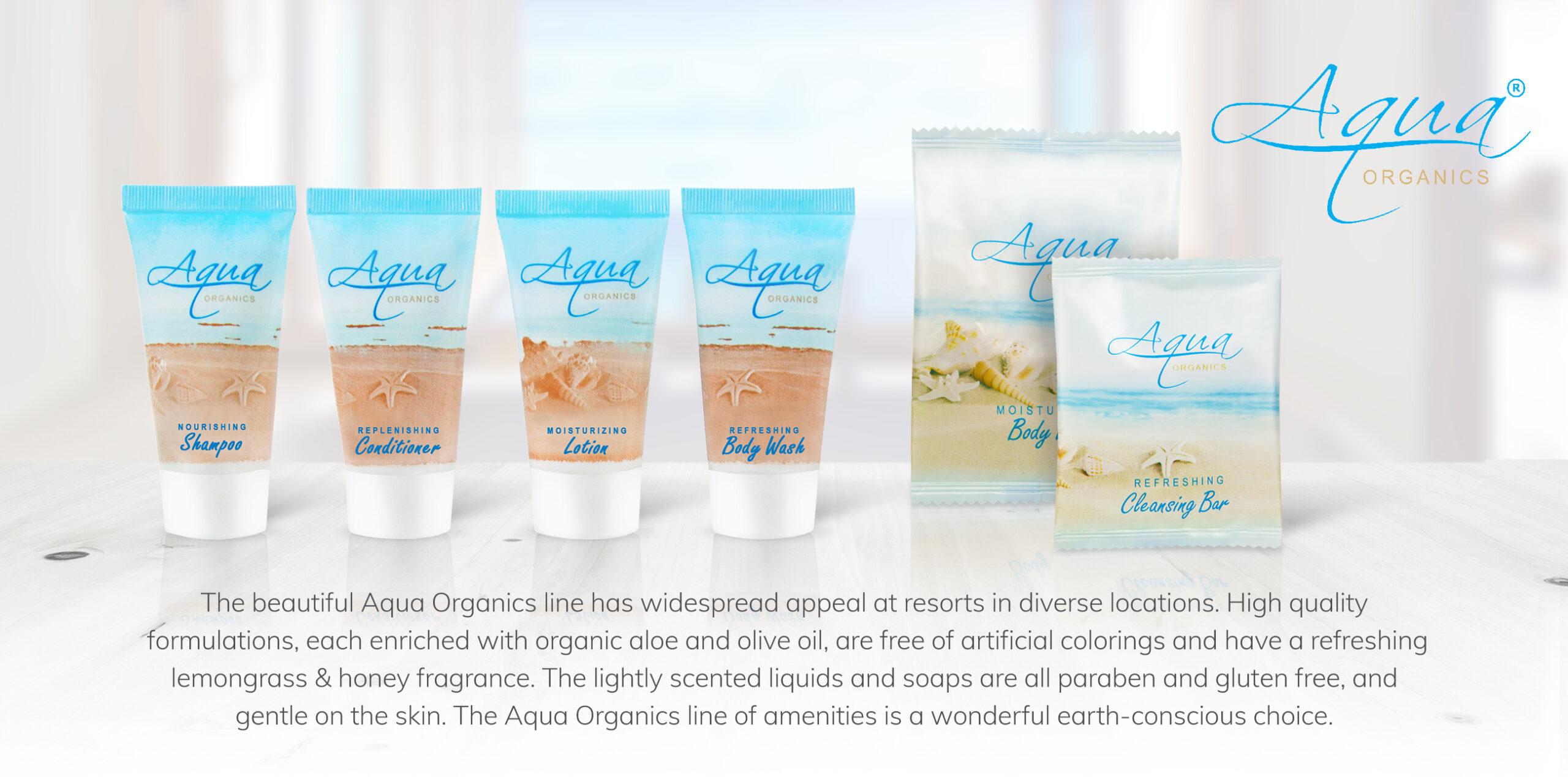 Aqua Organics Collection