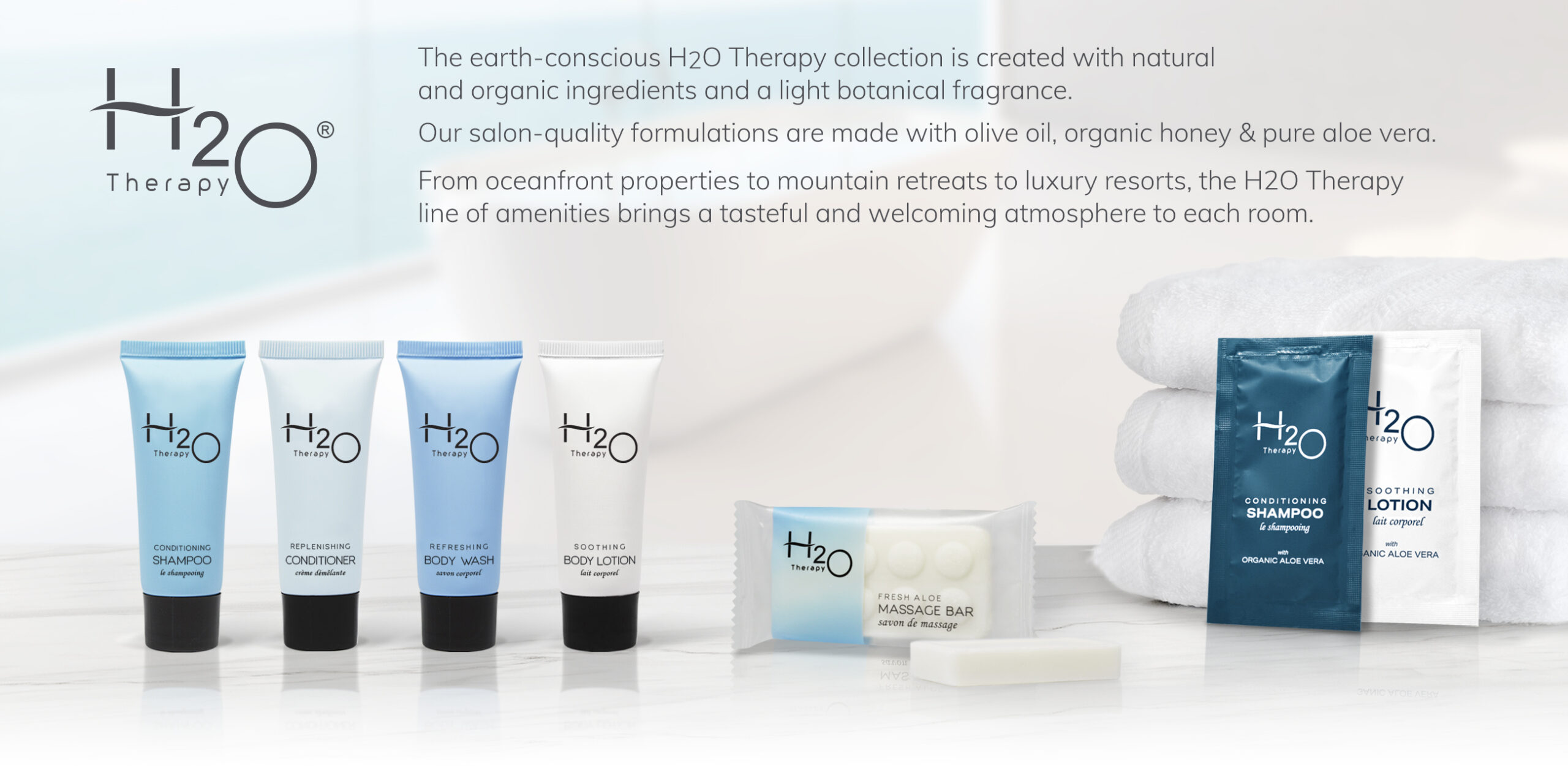 H2O Therapy Collection