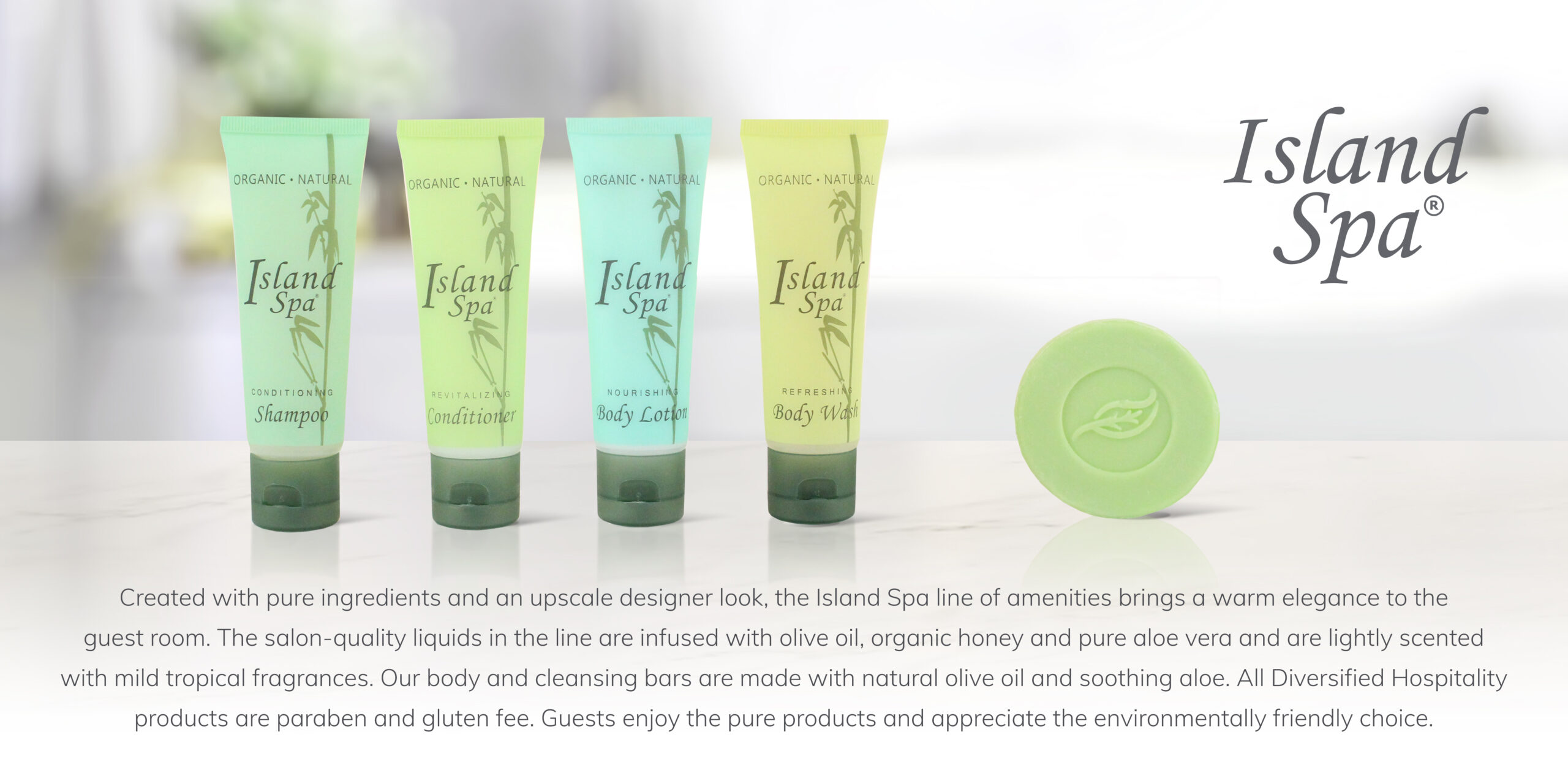 Island Spa Collection